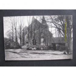 Garderen 1915 - oude kerk