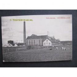 Geldermalsen 1911 - Suikerfabriek