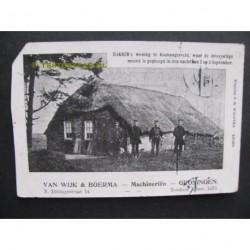 Koekangerveld 1909 - - moordwoning