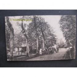 Haarenermolen 1921 - cafe Witteveen