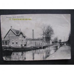 Veendam ca. 1925 - Boven Westerdiep