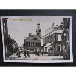 Winschoten 1953 - Langestraat