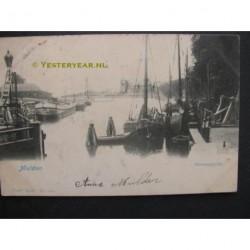 Muiden 1903 - Heerengracht