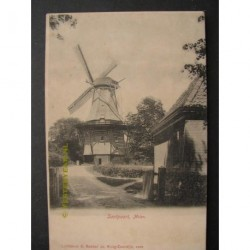 Santpoort ca. 1905 - Molen