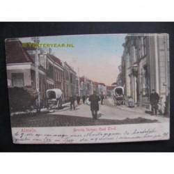 Almelo 1902 - Groote Straat Oud Eind