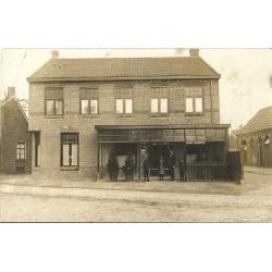 Borne ca. 1925 - Hotel cafe restaurant Rottink-fotokaart