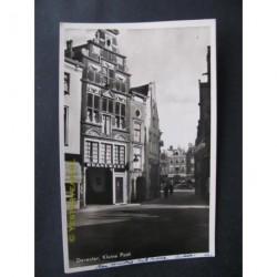 Deventer 1954 - Kleine Poot met brandweergarage