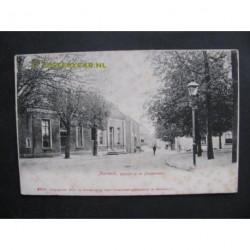 Markelo 1910 - gezicht Dorpsstraat