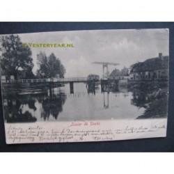 Hardenberg 1905 - rivier de Vecht