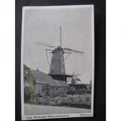 Ootmarsum 1954 - Oude windmolen-Oldenzaalschestraat