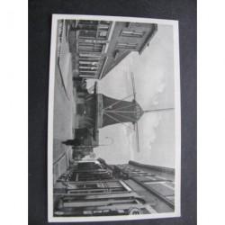 Wijhe ca. 145 - Langstraat met molen
