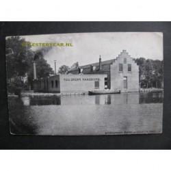 Bodegraven 1913 - fabriek van volvette kaas