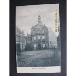 Den Briel 1920 - Stadhuis