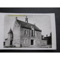 Giessendam 1953 - gemeentehuis