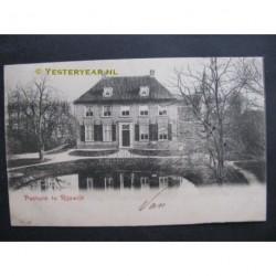 Rijswijk 1903 - Pastorie