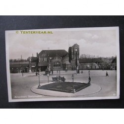 Amersfoort 1938 - Stationsplein