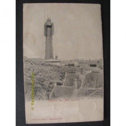 Egmond aan Zee 1902 - vuurtoren