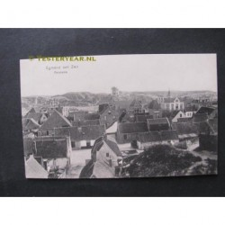 Egmond aan Zee 1912 - panorama