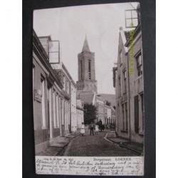 Loenen 1901 - Dorpstraat