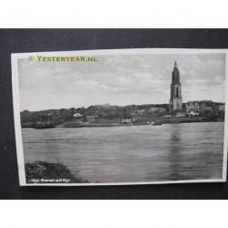 Rhenen ca. 1935 - aan de Rijn
