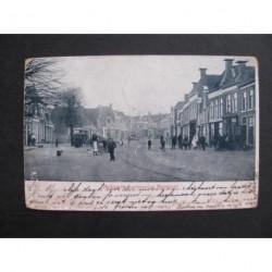 Bolsward 1900 - voormalige Blauwpoort