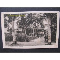 Soesterberg 1924 - Postkantoor