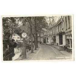 Oudewater ca. 1945 - Haven