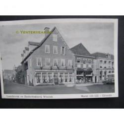 Groenlo 1953 - Lunchroom-Banketbakkerij Wisink
