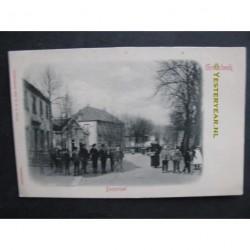 Groesbeek ca. 1905 - Dorpstraat