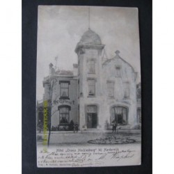 Harderwijk 1909 - Hotel Mecklenburg
