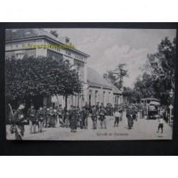 Harskamp 1913 - vertrek