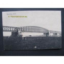 Hedel 1916 - Spoorbrug