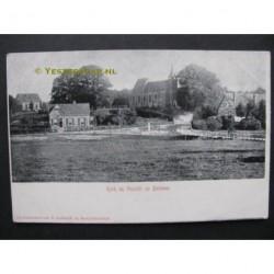 Heelsum ca. 1905 - gezicht op het kerkje