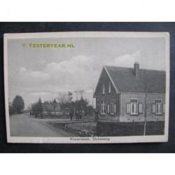Klarenbeek ca. 1930 - Straatweg