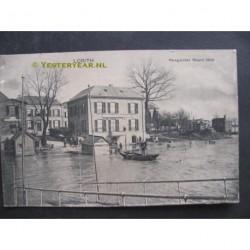 Lobith 1909 - hoog water 1906