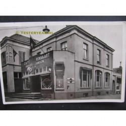 Lobith 1945 - Cafe Rijnvaart - Tolkamer