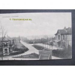 Lunteren 1919 - panorama - Station