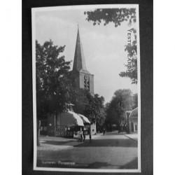 Lunteren 1950 - Dorpsstraat