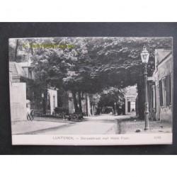 Lunteren ca. 1920 - Dorpstraat met Hotel Floor