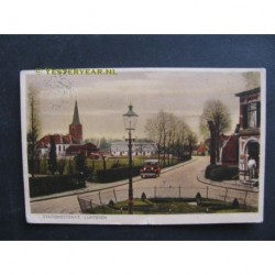 Lunteren 1937 - Stationsstraat