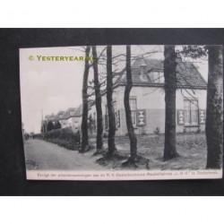Oosterbeek ca. 1915 - arbeiderswoningen meubelfabriek