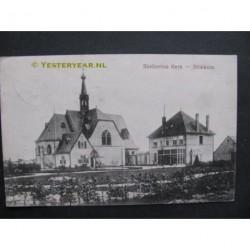 Stokkum ca. 1910 - Sintbertus Kerk
