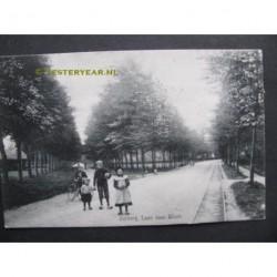 Terborg 1907 - Laan naar Wisch