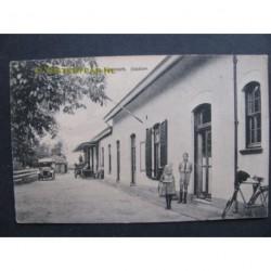 Vaassen ca. 1915 - Station