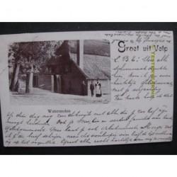 Velp 1904 - Watermolen