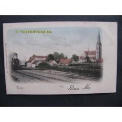 Velp 1902 - gezicht op Velp