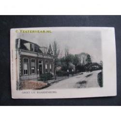 Waardenburg ca. 1910 - groet uit