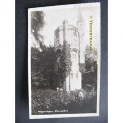 Wageningen 1953 - Belvedere - fotokaart
