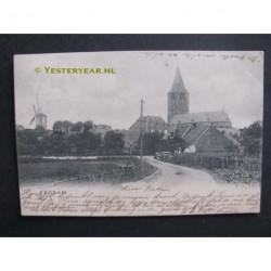 Zeddam 1903 - gezicht op