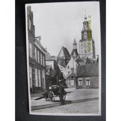 Zutphen 1943 - Proosdijsteeg en Walburstoren